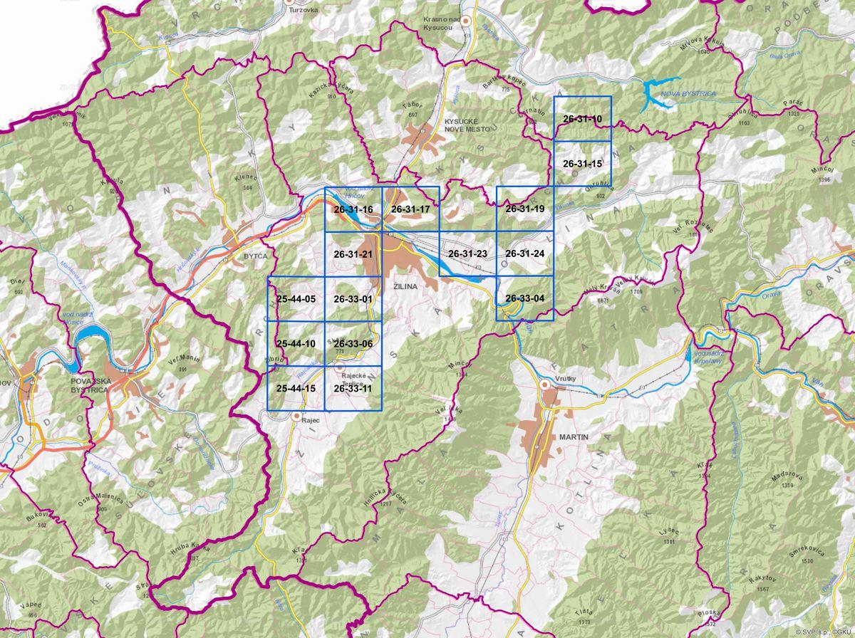 Mapy povodňového ohrozenia a mapy povodňového rizika vodných tokov ... 7180a2b92c2