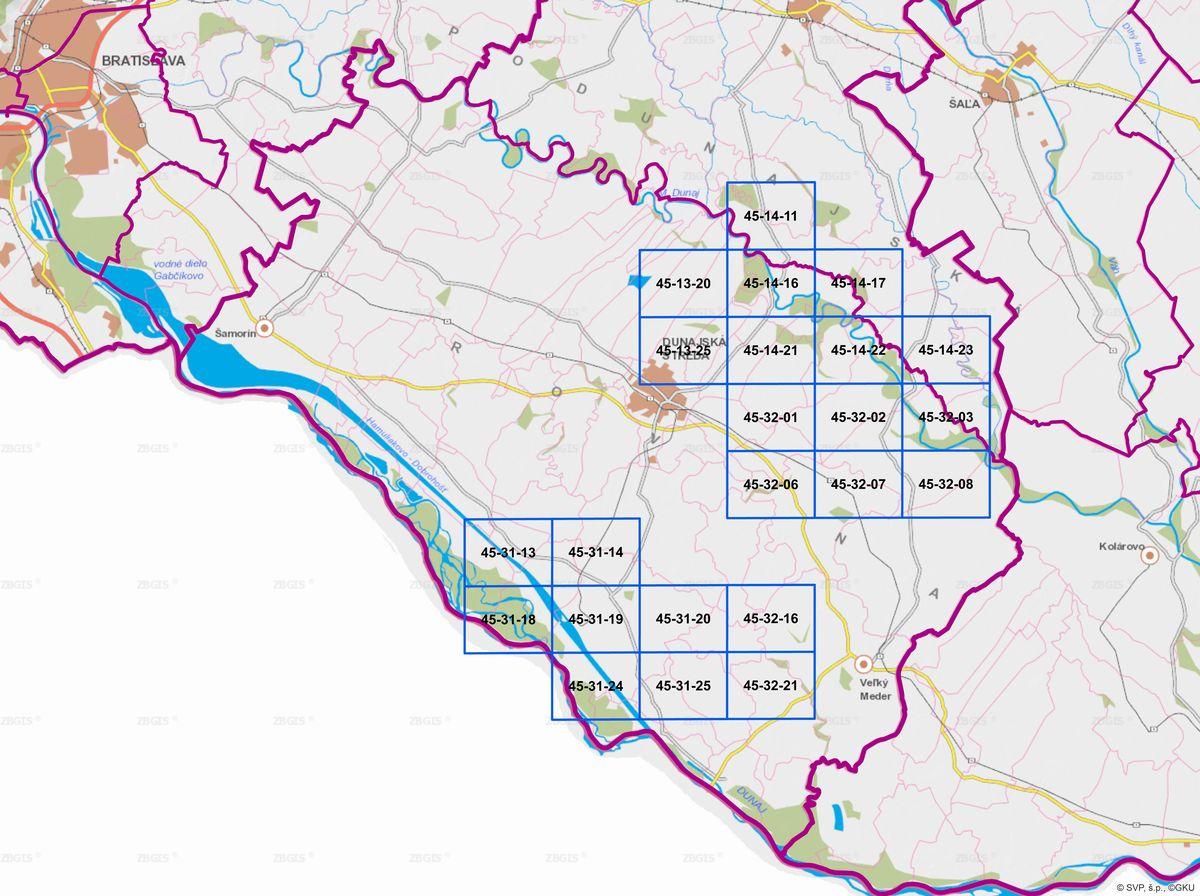 Mapy Povodnoveho Ohrozenia A Mapy Povodnoveho Rizika Vodnych Tokov